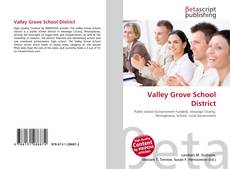 Bookcover of Valley Grove School District
