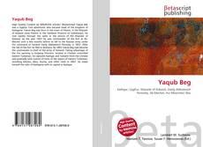 Couverture de Yaqub Beg