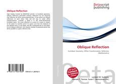 Bookcover of Oblique Reflection