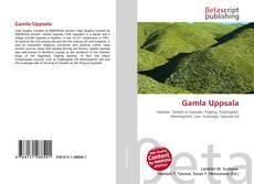 Bookcover of Gamla Uppsala
