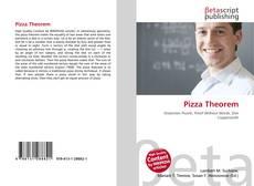 Capa do livro de Pizza Theorem
