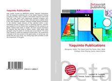 Bookcover of Yaquinto Publications