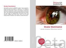 Buchcover von Ocular Dominance