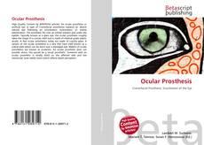 Обложка Ocular Prosthesis