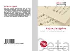 Bookcover of Václav Jan Kopřiva