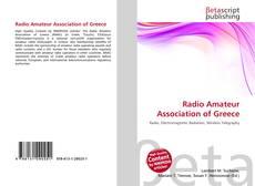 Couverture de Radio Amateur Association of Greece