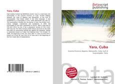 Bookcover of Yara, Cuba