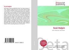 Buchcover von Scot Halpin