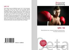 Bookcover of UFC 10