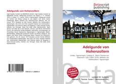 Buchcover von Adelgunde von Hohenzollern