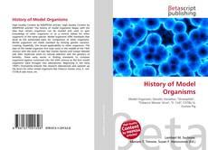 Обложка History of Model Organisms