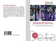 Bookcover of Adiabatische Näherung