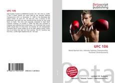 Обложка UFC 106