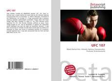Обложка UFC 107
