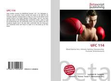 Обложка UFC 114