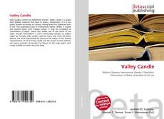 Bookcover of Valley Candle