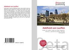 Обложка Adelheid von Lauffen