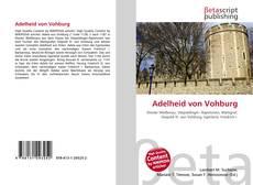 Couverture de Adelheid von Vohburg