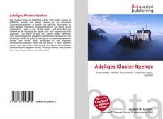 Capa do livro de Adeliges Kloster Itzehoe