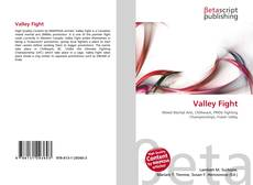 Bookcover of Valley Fight