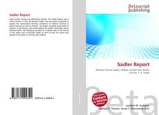 Sadler Report的封面