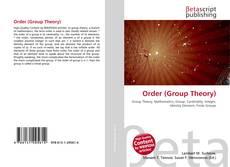 Order (Group Theory)的封面