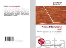 Adidas International 2000 kitap kapağı