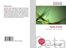 Bookcover of Radio Enoch