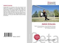 Buchcover von Adiele Echendu