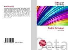 Bookcover of Radio Dubuque