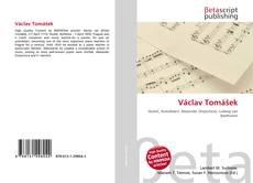 Buchcover von Václav Tomášek