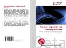 Capa do livro de Cultural Impact of the Chernobyl Disaster