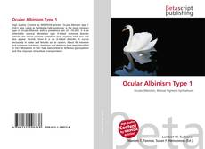 Buchcover von Ocular Albinism Type 1