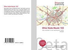 Couverture de Ohio State Route 103
