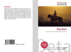 Bookcover of Roy Bean