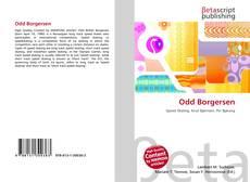 Buchcover von Odd Borgersen