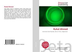 Bookcover of Ruhal Ahmed