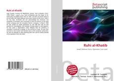 Bookcover of Ruhi al-Khatib