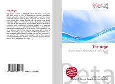 The Urge kitap kapağı