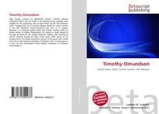 Bookcover of Timothy Omundson