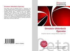 Buchcover von Ornstein–Uhlenbeck Operator
