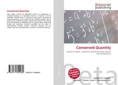 Bookcover of Conserved Quantity