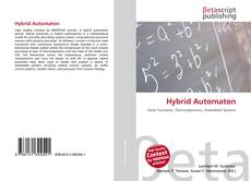 Bookcover of Hybrid Automaton