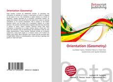 Couverture de Orientation (Geometry)