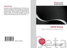 Bookcover of Sahid Group