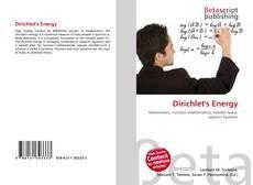 Copertina di Dirichlet's Energy