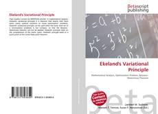 Capa do livro de Ekeland's Variational Principle