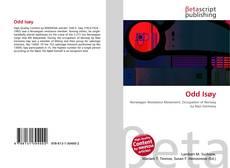 Buchcover von Odd Isøy