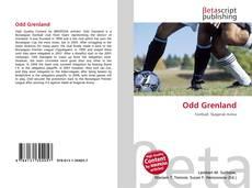 Buchcover von Odd Grenland