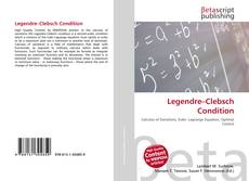 Bookcover of Legendre–Clebsch Condition